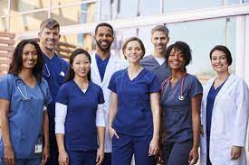 nursing and medical professionals