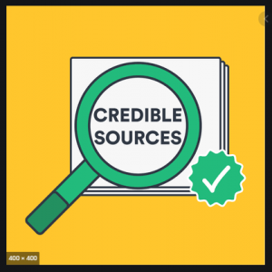 Finding Credible and Scholarly Sources
